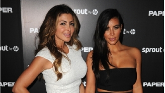 Kim Kardashian Reportedly Reacts To Larsa Pippen Accusing Kanye West Of Awkwardly Calling Her Late At Night