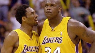 Kobe Bryant Almost Signed With The Clippers After His Feud With Shaq Reached Its Peak When The Lakers Lost The 2004 NBA Finals