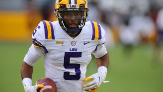 LSU Wideout Koy Moore Claims Officers Violated And Threatened Him During Incident This Past Saturday