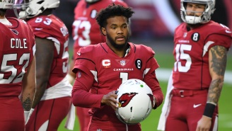 Kyler Murray's Still Refusing To Give Up On That Whole Baseball Thing