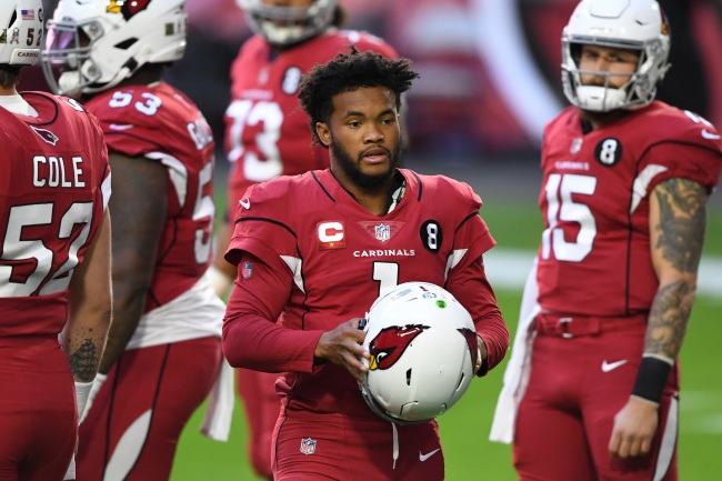 Cardinals quarterback Kyler Murray says he's still interested in trying to be a dual-sport athlete and play in both the NFL and MLB one day