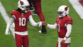 That Kyler Murray-DeAndre Hopkins Hail Mary Killed A Wild Parlay That Would've Netted Thousands