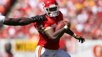 Former Chiefs RB Larry Johnson Goes On Wild Twitter Rant About NFL Games Being Scripted