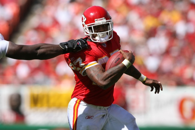 Former Kansas City Chiefs RB Larry Johnson goes on Twitter rant about NFL games being scripted