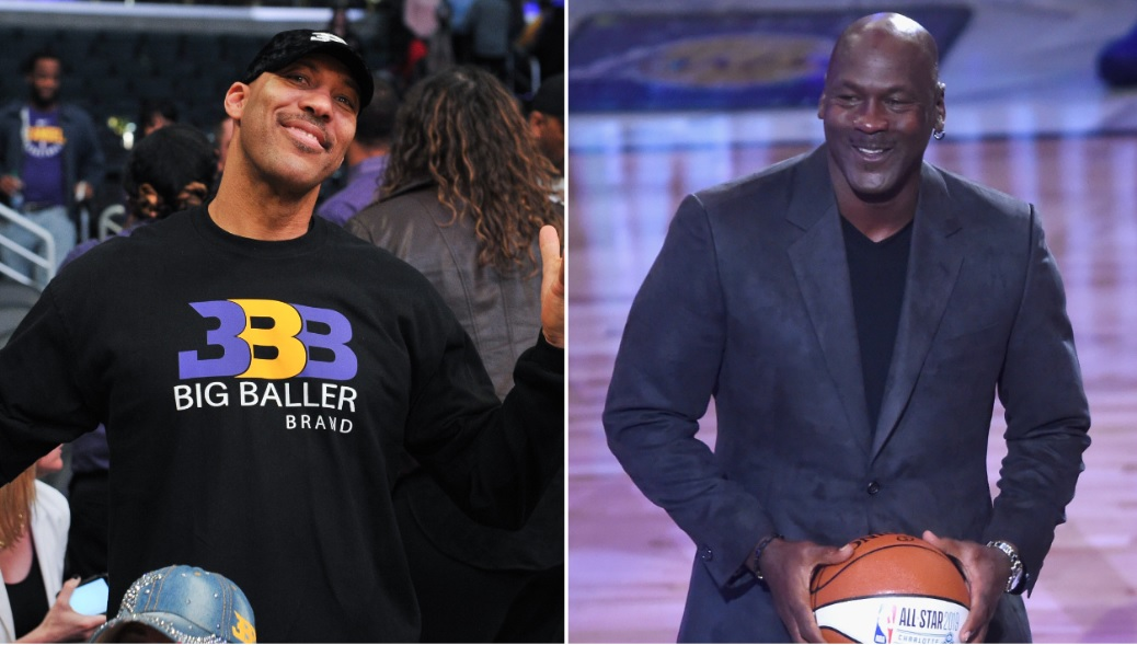 Everyone Made Michael Jordan Vs LaVar Ball Jokes After The Charlotte Hornets Drafted LaMelo Ball