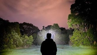 YouTubers Make 'World's Brightest Flashlight' With 1.4 Million Lumen Shine