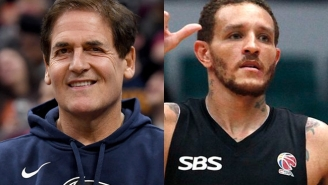 Mark Cuban's Latest Update On Delonte West's Recovery Is The Feel-Good Story We Could All Use Right Now