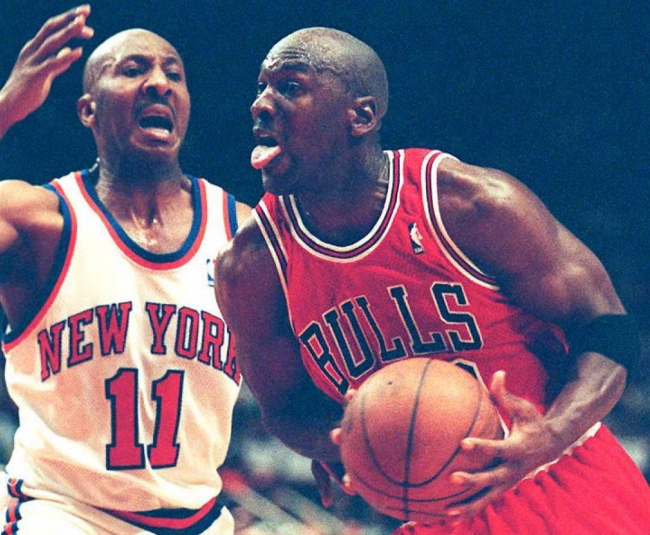 When Michael Jordan was a free agent in 1996, he was pretty close to leaving the Chicago Bulls for the New York Knicks