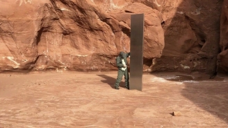 Mysterious Monolith Similar To The One In Utah Was Found In Romania – Alien Invasion Next?