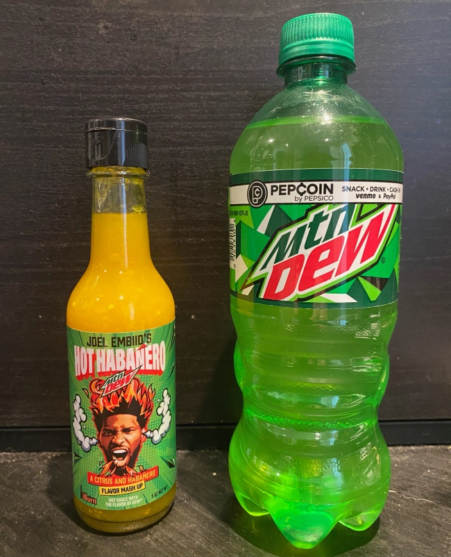 mountain dew hot sauce review