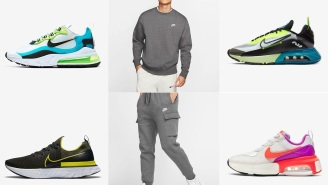 Nike's Black Friday Sale Is Now Live – 20% Off Select Styles