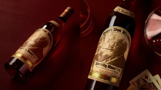 Spend $75 At Huckberry TODAY ONLY To Automatically Get A Chance To Win A Bottle Of $3,500 Pappy Van Winkle 23 Year Family Reserve