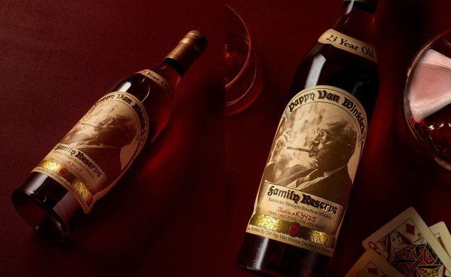 Pappy Van Winkle 23 Year Family Reserve Huckberry Pappy Day