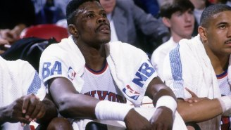 Patrick Ewing Admits He Was So Damn Close To Forming A Superteam With Warriors In The '90s