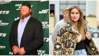 Nick Mangold Once Flew To Vegas For A Photoshoot With Sofia Vergara And Left Very Disappointed