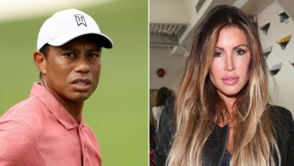 Tiger Woods Mistress Rachel Uchitel Says She Had A 30 Minute Phone Call With Elin Nordegren Convincing Her The Scandal Was Fake