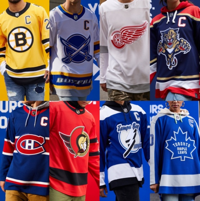 The NHL And adidas Release Their 2021 Reverse Retro ...