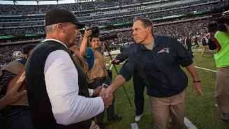 Rex Ryan Takes Shots At Bill Belichick, Clearly Thinks Tom Brady Is More Responsible For Their Greatness
