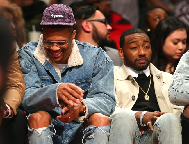 There's reportedly discussions ongoing about a Russell Westbrook for John Wall trade