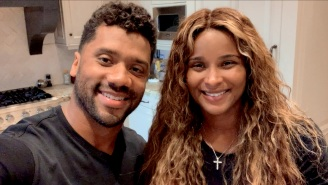 Russell Wilson And Ciara's Joint Fragrances Inspired By Their Love Should Mask The Smell Of Vomit From Learning The Term 'Joint Fragrances'
