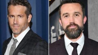 Rob McElhenney And Ryan Reynolds Buy Third Oldest Soccer Team In The World, Team Up To Sell Trailers
