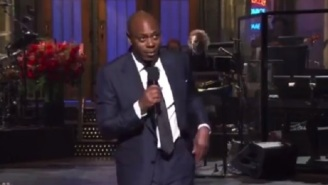 The Internet Reacts To Unfiltered Dave Chappelle Joking About President Trump, COVID-19, And Dropping The N-Word On 'SNL'