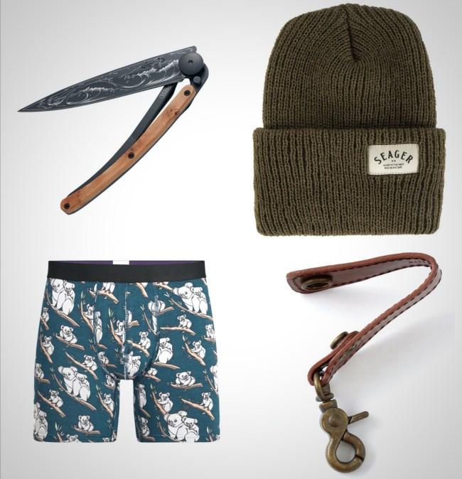 stylish essential everyday carry gear