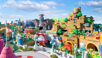 Super Nintendo World At Universal Studios Japan Looks Like The Perfect Place To Take Acid