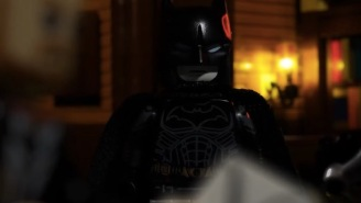 Someone Recreated 'The Batman' Trailer With LEGOs And It's Absurd How Talented People Are
