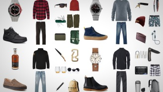 50 Things We Want This Week: Pocket Knives, Rare Whiskey, Boots, And More