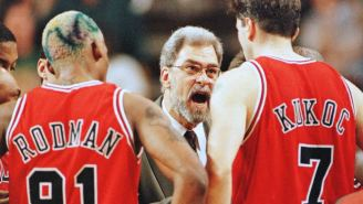 Dennis Rodman Was Such A Savage Partier That Toni Kukoc Once Needed 7-10 Days To Recover From A Night Out With Him