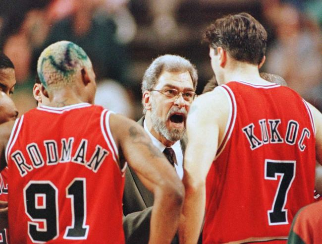 Former Bulls player Toni Kukoc describes partying with Dennis Rodman and needing a 7-10 recovery period afterwards