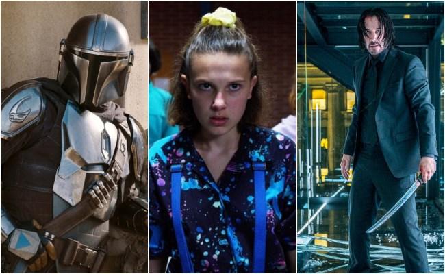 top entertainment franchises