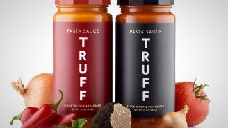 TRUFF's New Black Truffle-Infused Pasta Sauces Just Made Me A Customer For Life