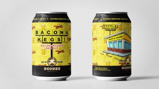 Waffle House Is Releasing Its First Beer – A Red Ale That Smells Like Breakfast Meats