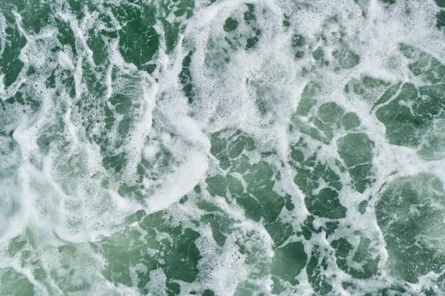 waves surfing