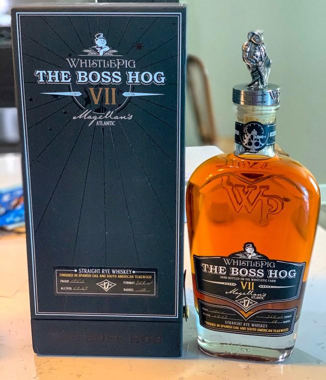 Whistle Pig The Boss Hog VII Magellan's Atlantic