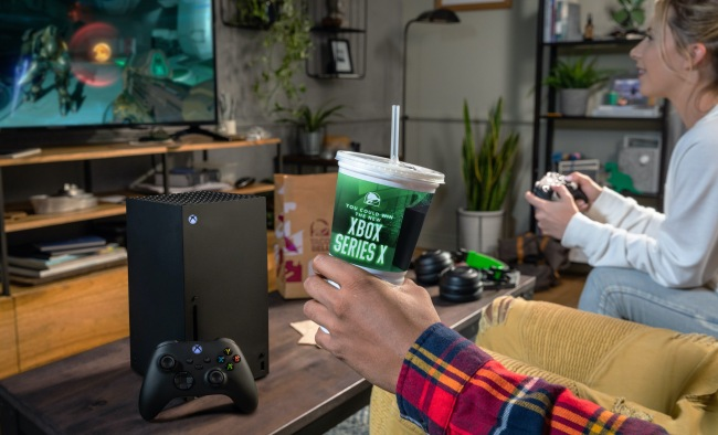 Xbox Series X Taco Bell Bundle