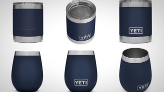 Tell Santa To Bring You These YETI Cocktail Cups For Christmas