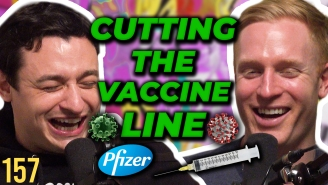 Cutting The Vaccine Line – Oops The Podcast