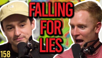 Falling For Lies, On Oops The Podcast