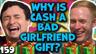 Why Can't We Give Our Girlfriends Cash For Christmas?