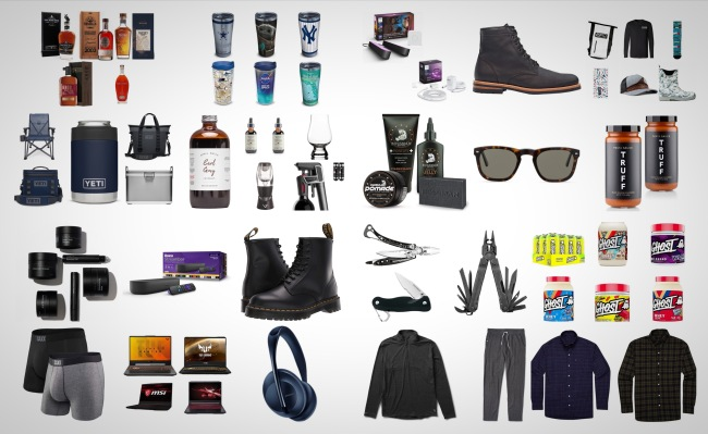 100 Things We Want From Santa For Christmas — 2020's Best Gift Ideas For Guys