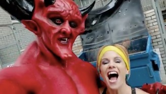 Creative Genius Ryan Reynolds Has Made A Commercial Where The Devil Marries 2020