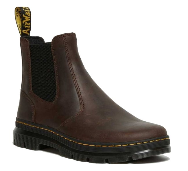 2976 Crazy Horse Leather Casual Boots
