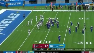 Chargers Embarrassingly Mismanage Field Goal At End Of Half On The Same Week Chargers HC Anthony Lynn Took Over Special Teams Duties