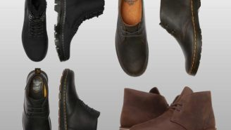 Today's Best Boot Deals: Clarks, Dr. Martens, and Timberland!