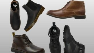Today's Best Boot Deals: Cole Haan, Dr. Martens, and Rockport!