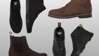 Today's Best Boot Deals: Dr. Martens and Nisolo!