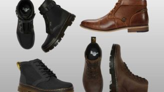 Today's Best Boot Deals: Cole Haan, Dr. Martens, and Steve Madden!